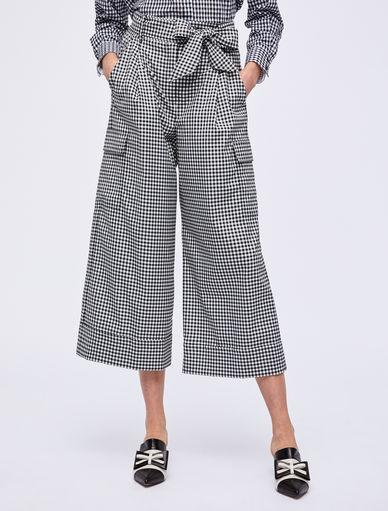 Pantaloni Vichy Marella