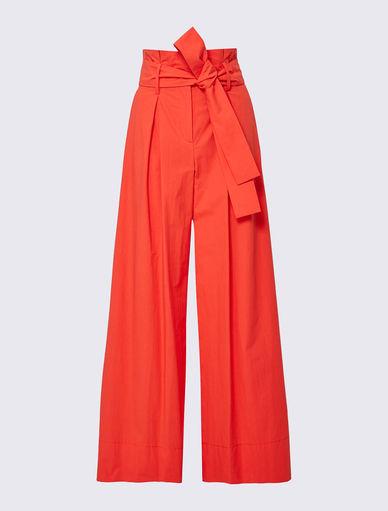 Pantaloni a vita alta Marella