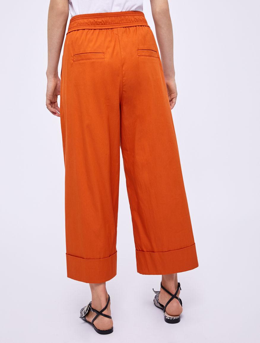 Pantalon en coton Marella