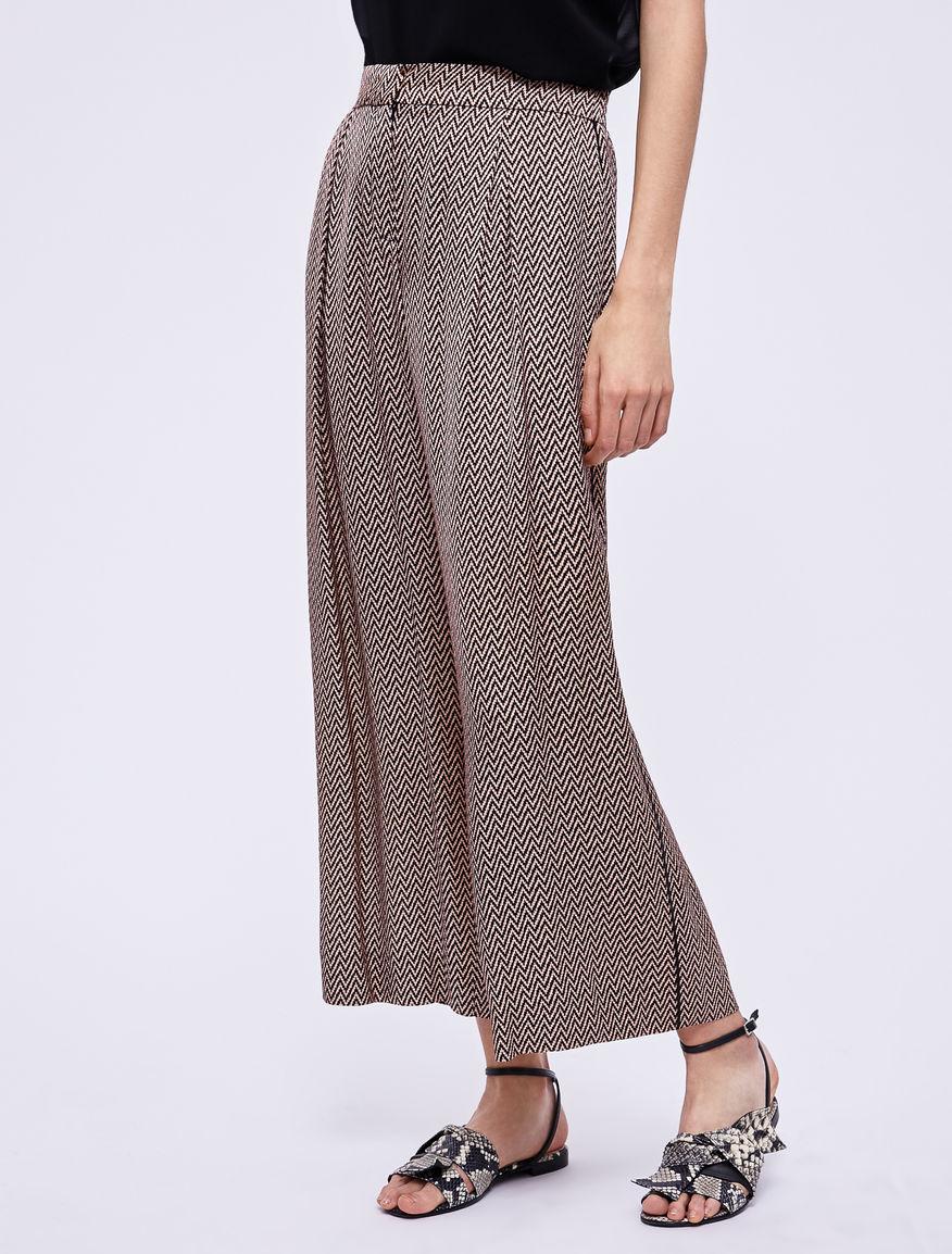 Pantaloni ampi Marella