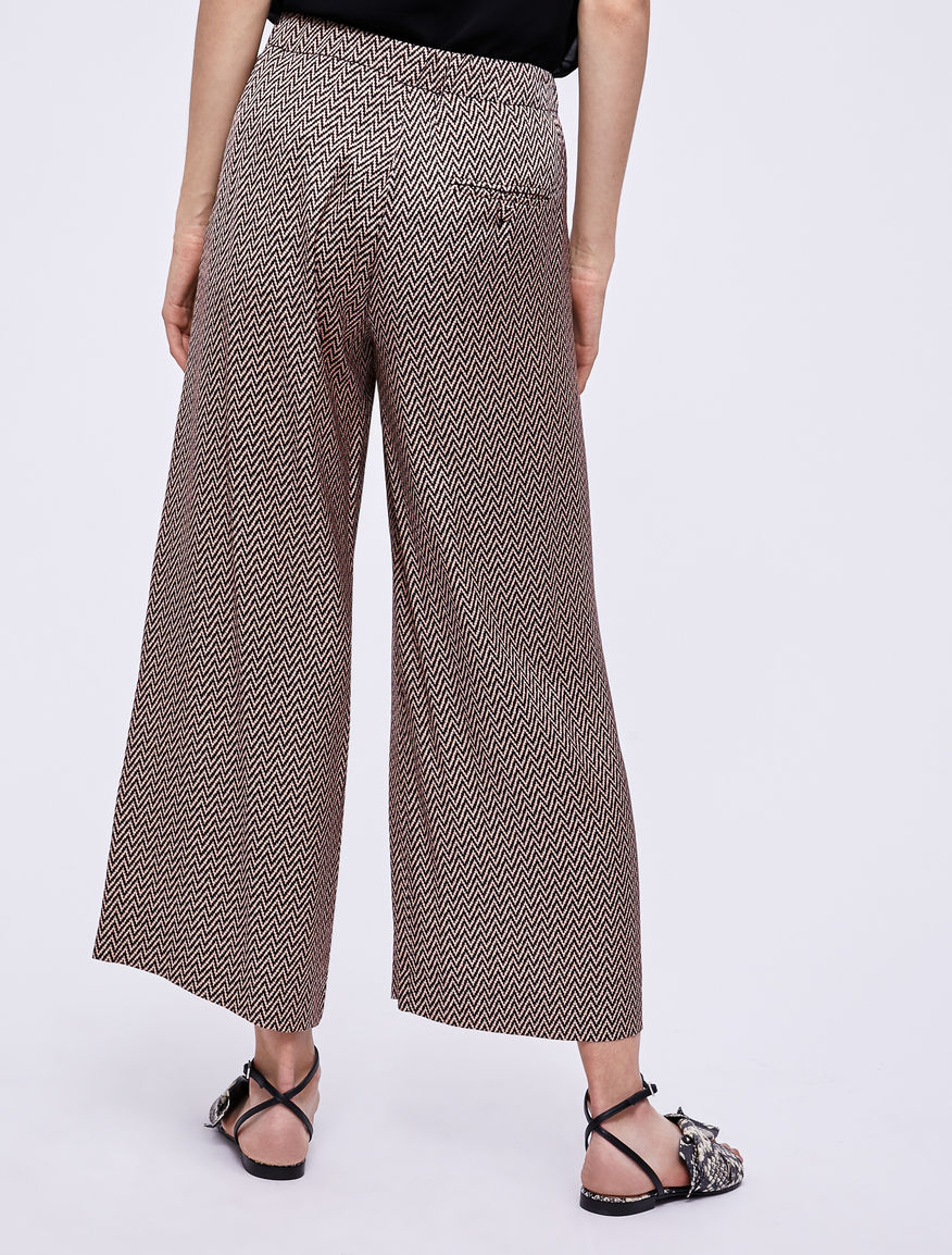 Wide-leg trousers Marella