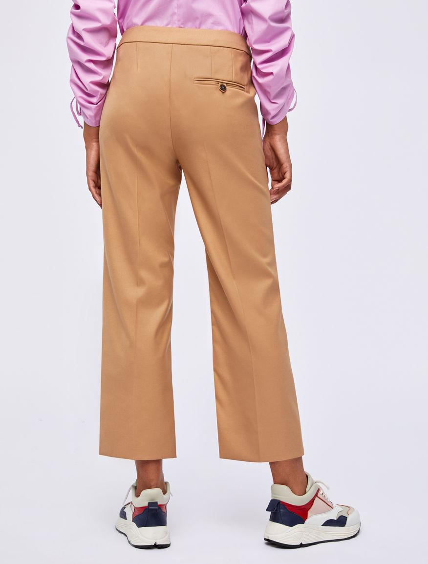 Twill trousers Marella