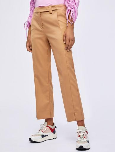 Pantaloni in twill Marella
