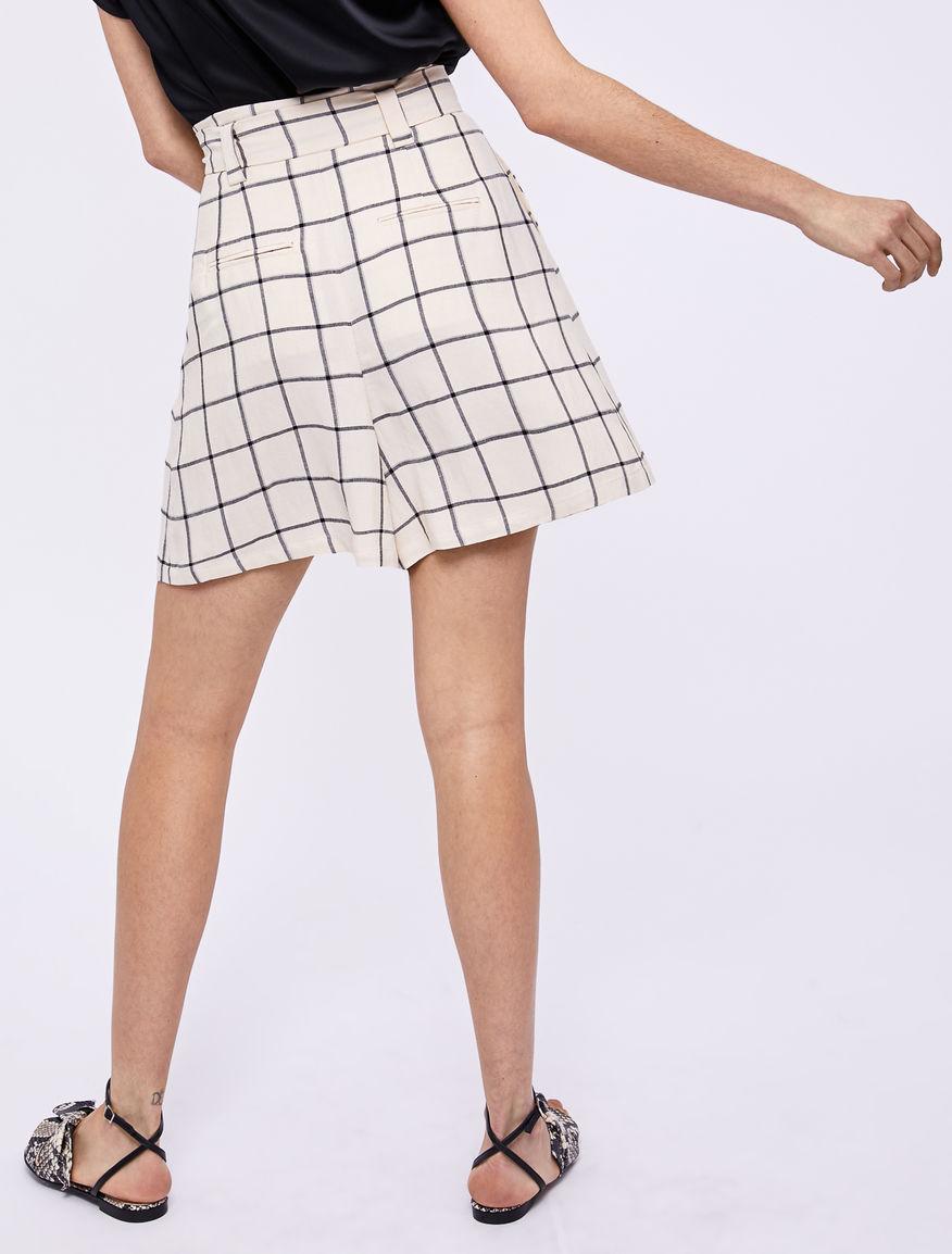 Linen shorts Marella
