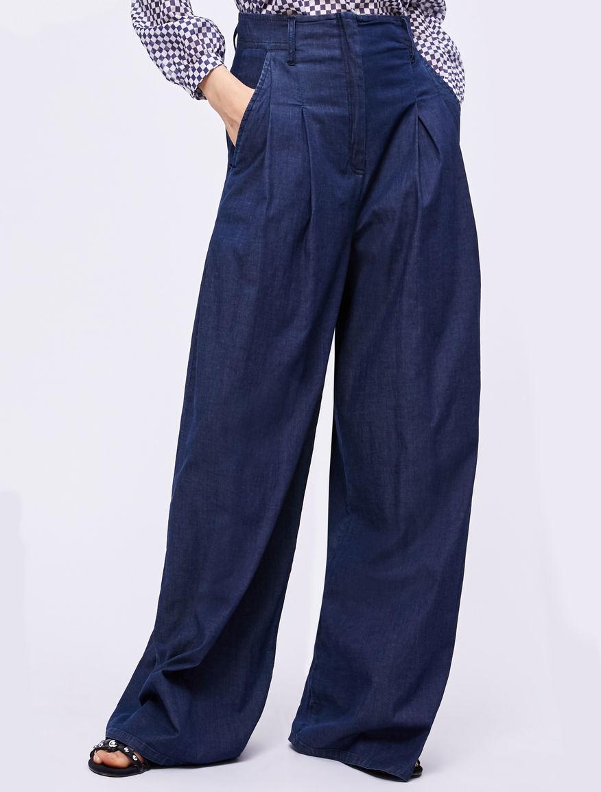 Pantalon en denim Marella
