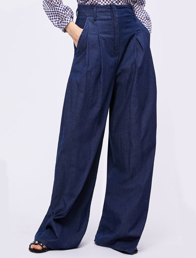 Pantalon en denim Marella