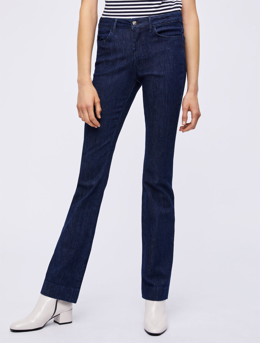 Boot-cut jeans Marella