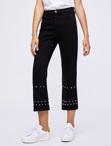 Jeans with studs Marella