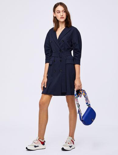 Pinstripe dress Marella