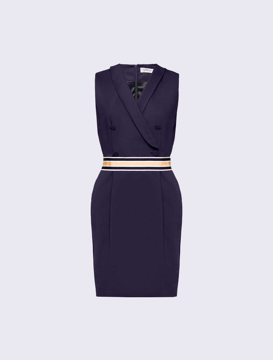 Double-breasted dress Marella
