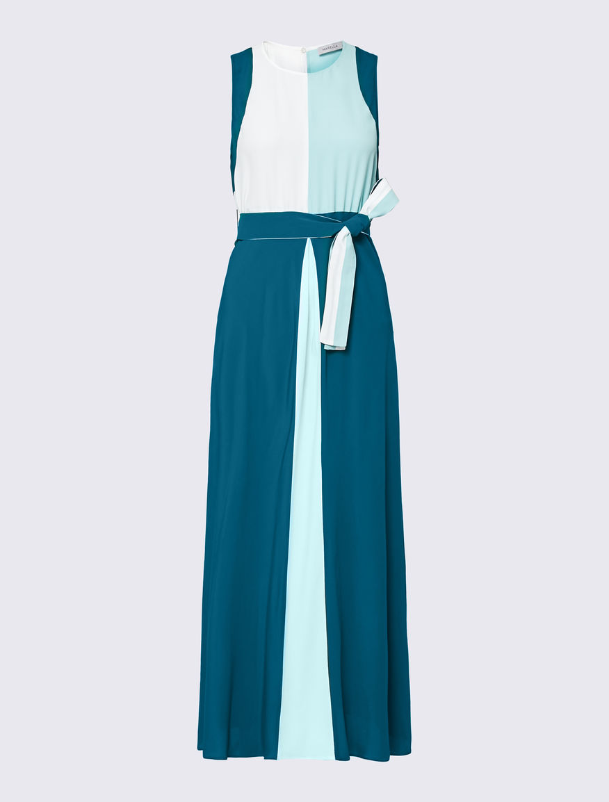 Vestido color block Marella