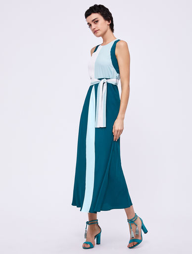 Color-Blocking-Kleid Marella