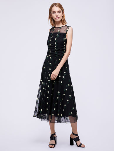 Embroidered dress Marella