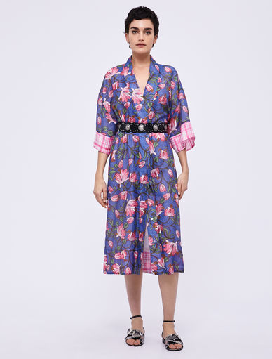Gemusterter Kimono Marella