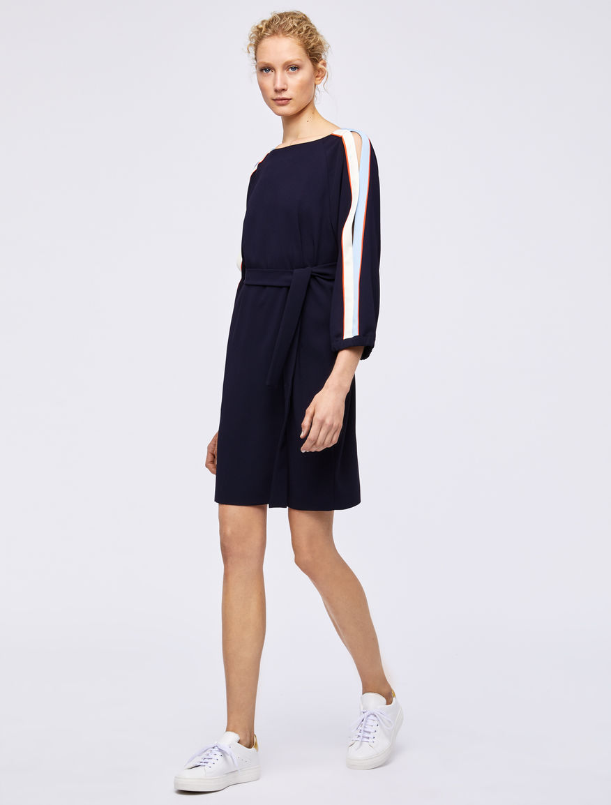 Crepe dress Marella