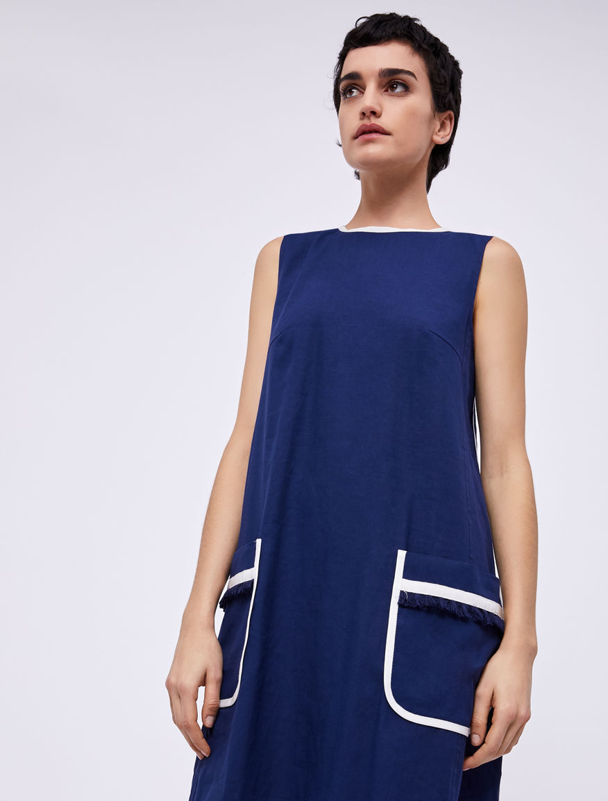Dress with passementerie Marella