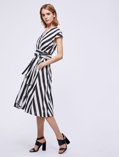 Striped dress Marella