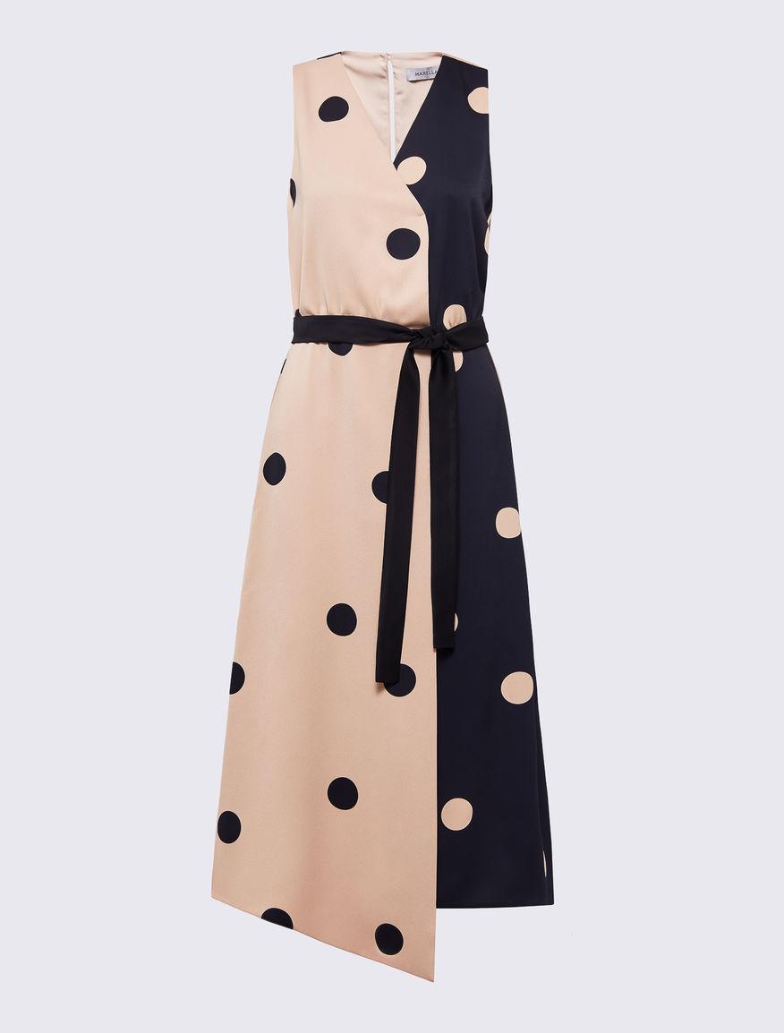 Polka dot dress Marella