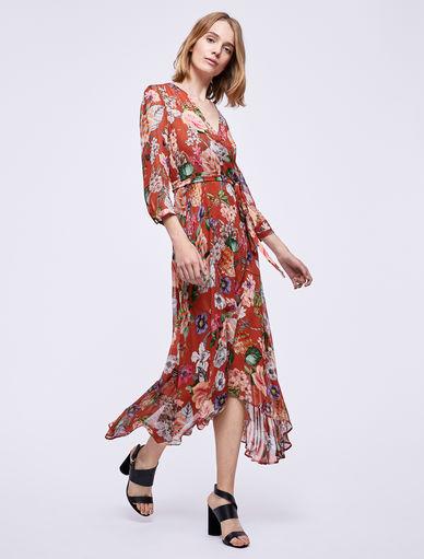 Robe florale Marella