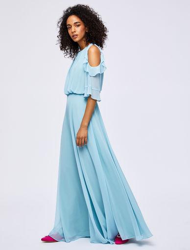 Vestido largo Marella
