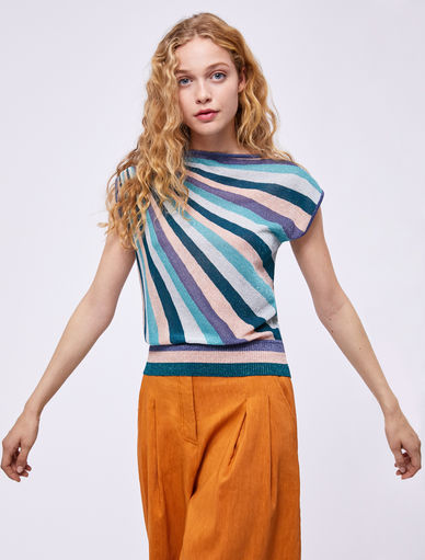 Lurex top Marella