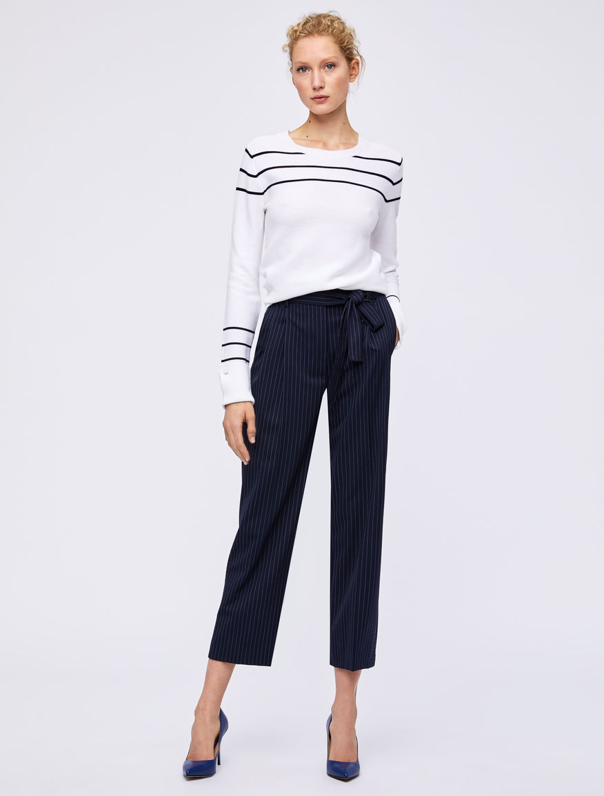 Striped jumper Marella