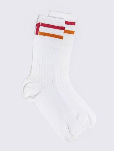 Logo socks Marella