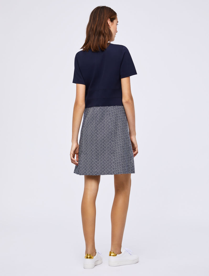 Jacquard dress Marella