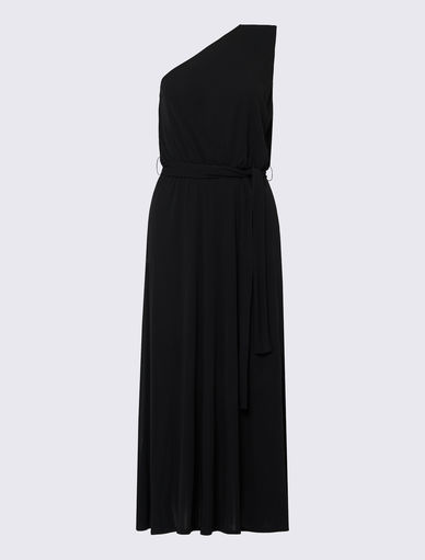 One-shoulder dress Marella
