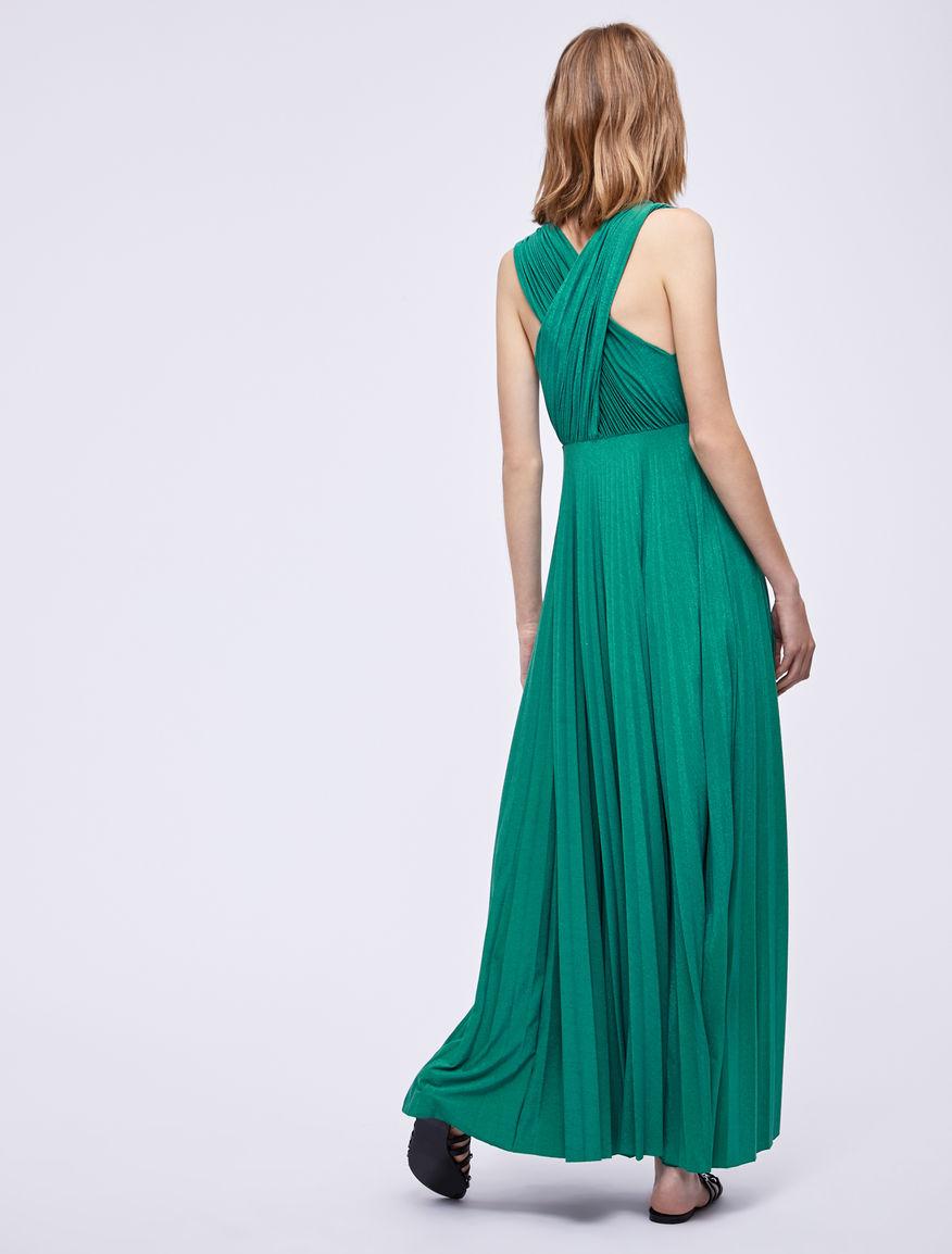 Vestido plisado Marella