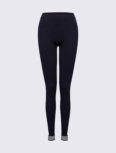 Leggings with contrasting bands Marella