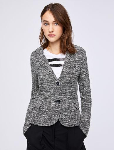 Knitted blazer Marella