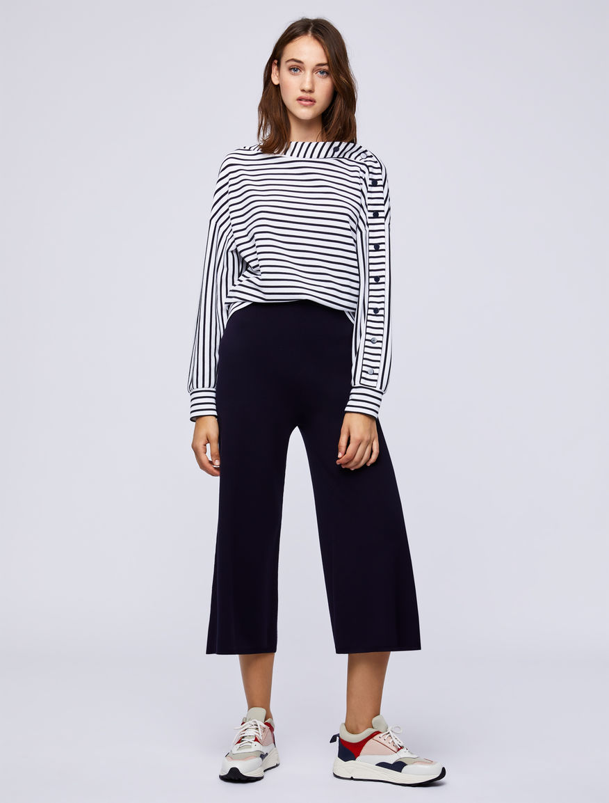 Striped sweatshirt Marella
