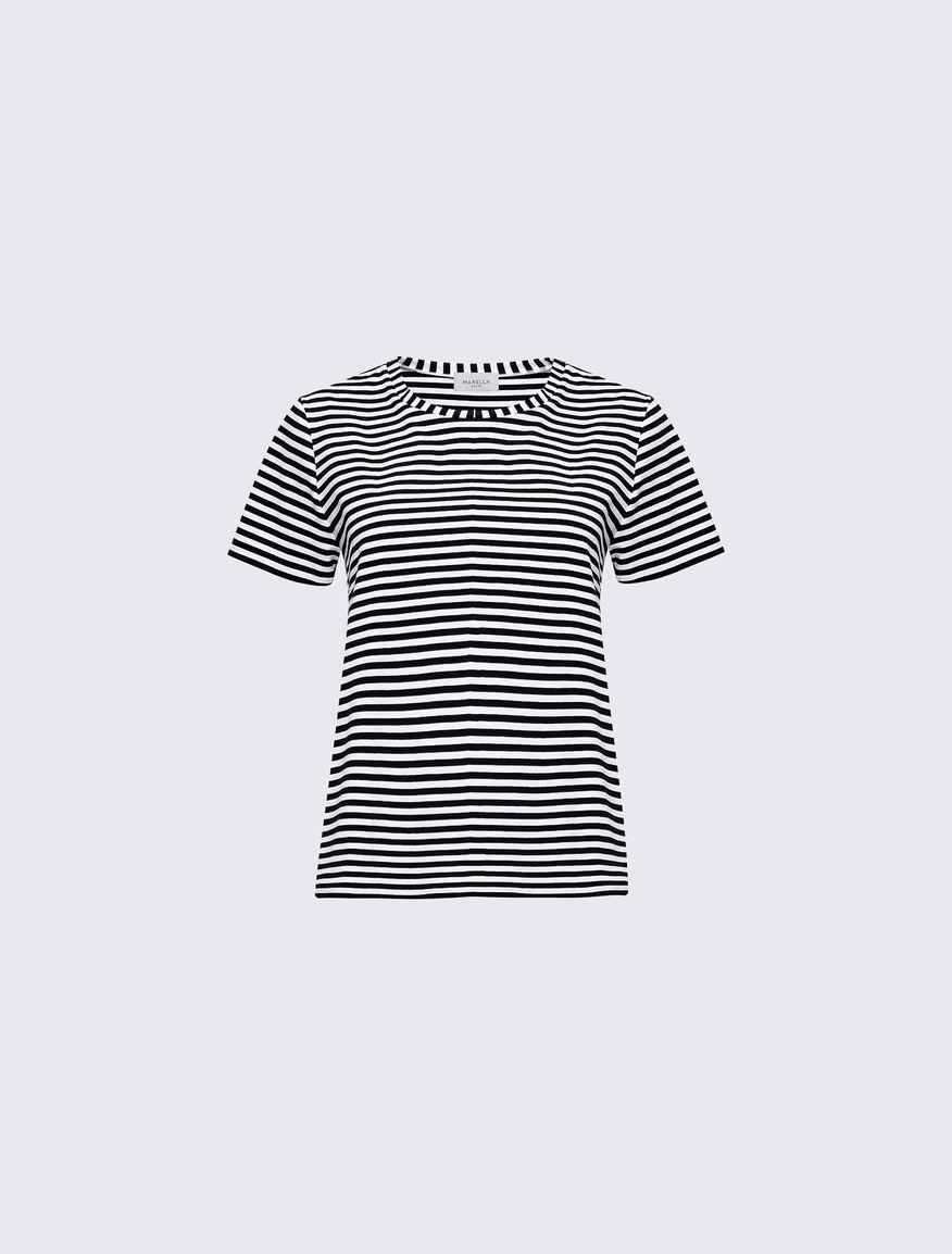 T-shirt a righe Marella