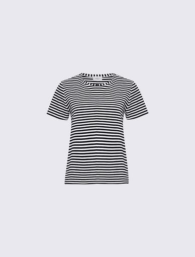T-shirt rayé Marella