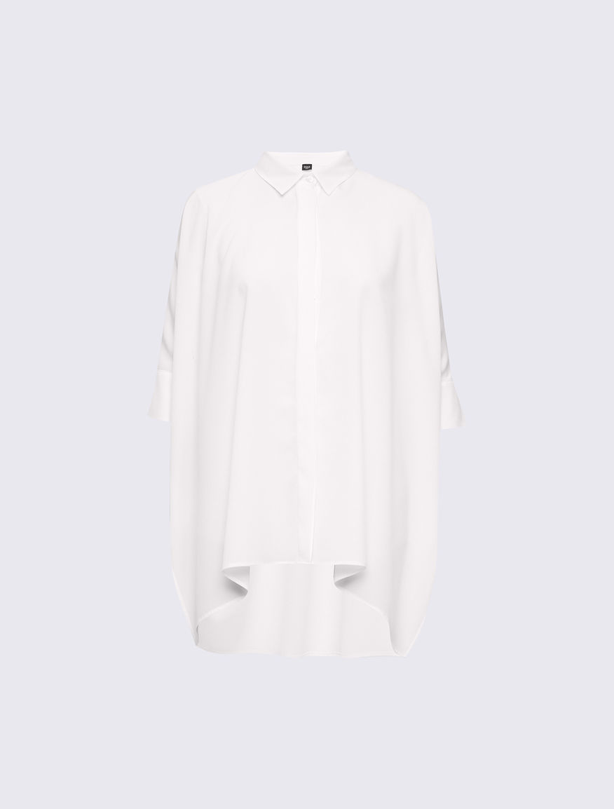 Camisa en crepé Marella