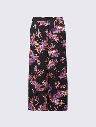 Pantalón estampado Marella