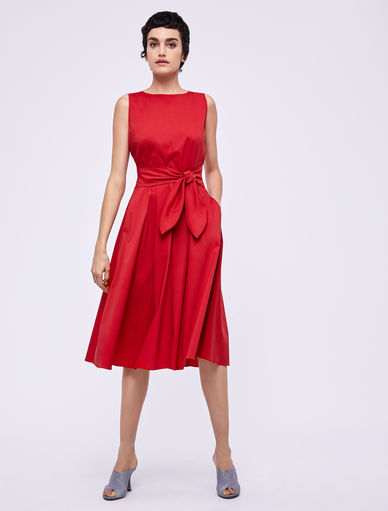 Dress with sash Marella