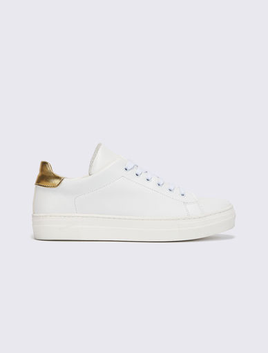 Lace-up trainers Marella