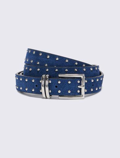 Cintura con borchie Marella