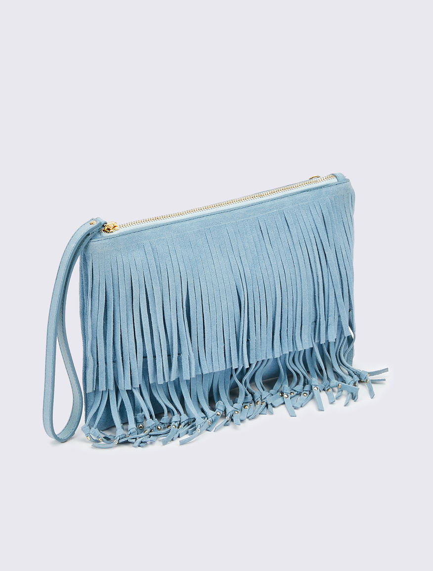 Fringed envelope purse Marella