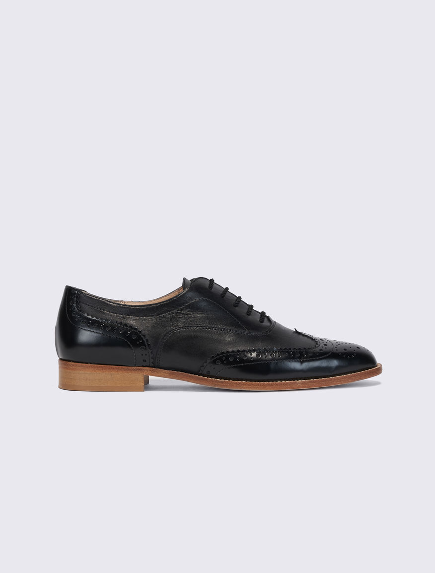 Leather lace-ups Marella