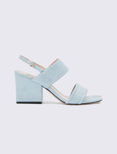 Suede sandals Marella