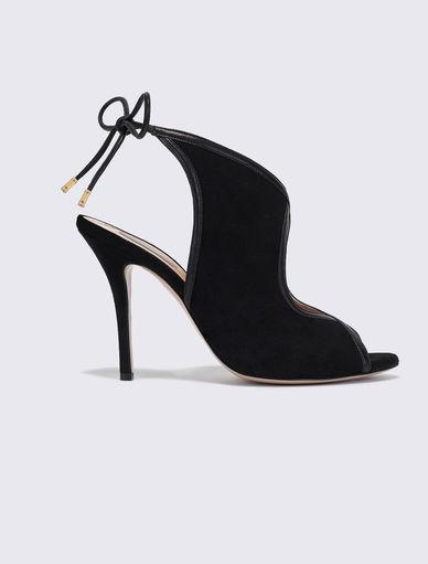 Sandalias de ante Marella