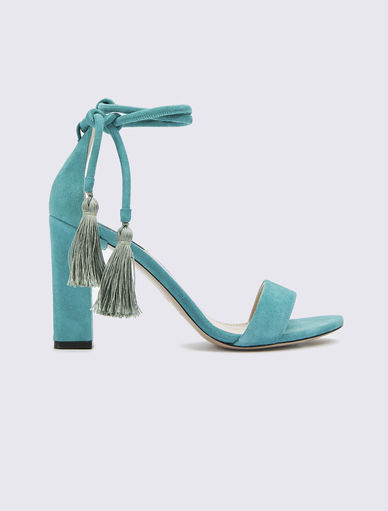 Sandals with tassels Marella