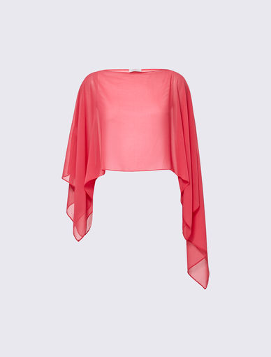 Georgette cape Marella