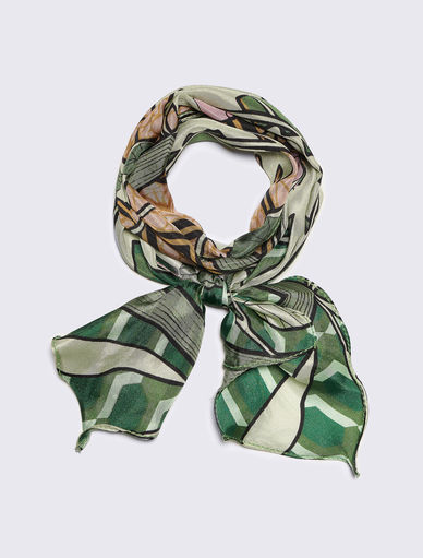 Mini silk scarf Marella