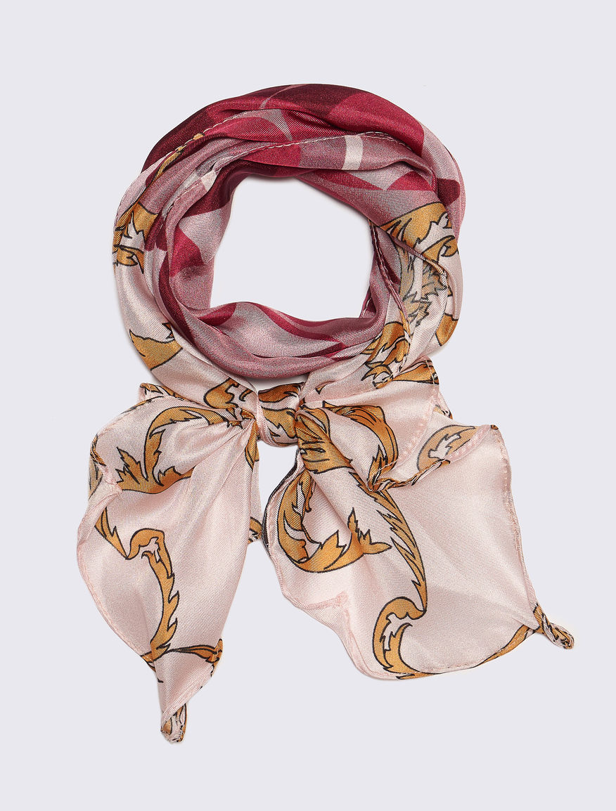 Silk mini foulard Marella
