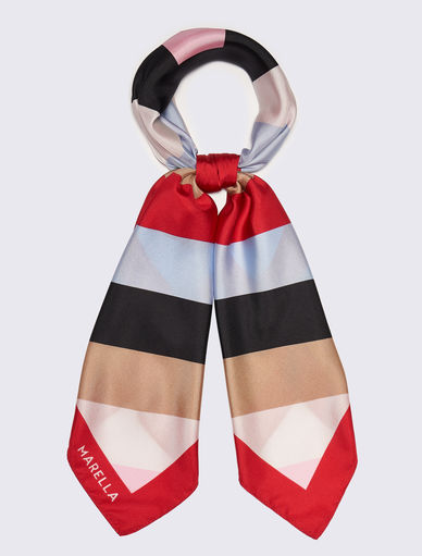 Silk scarf Marella