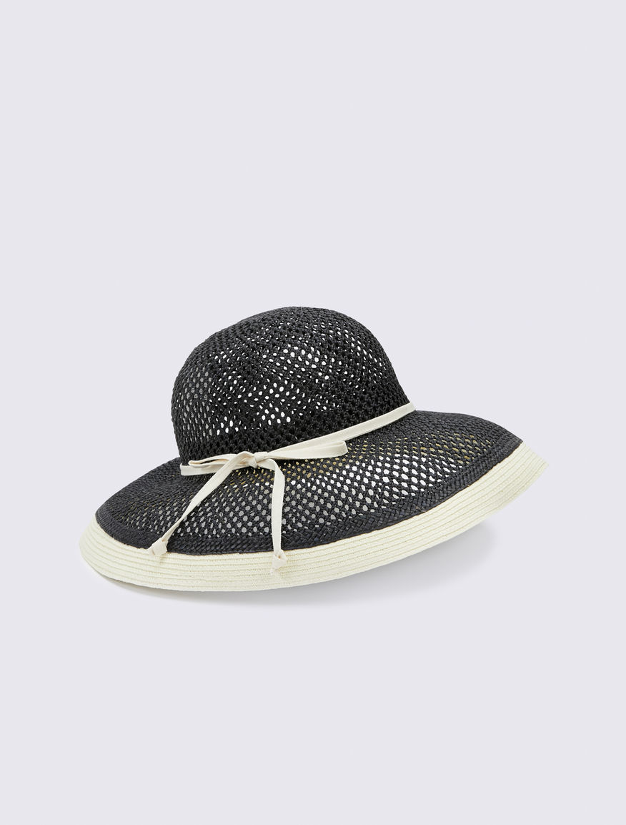 Openwork hat Marella
